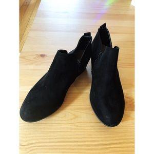 Torrid Black Booties